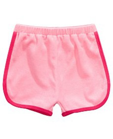First Impressions Baby Girls Dolphin Shorts, Creat