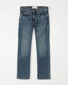 classic jeans, MEDIUM WASH