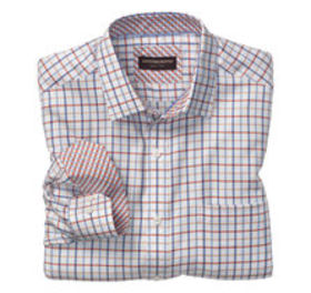 Johnston Murphy Rope Check Shirt
