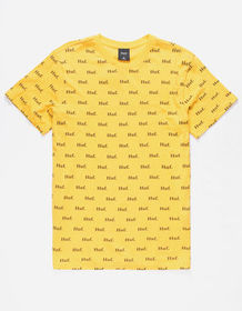 HUF Domestic Gold Mens T-Shirt_