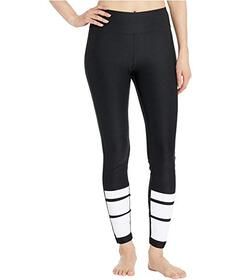 Bebe Sport Striped Leggings