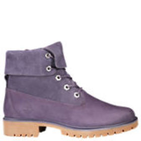 Timberland Women's Jayne Suede Fold-Down Boots