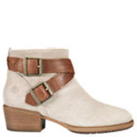 Timberland Women's Sutherlin Bay Cross-Strap Ankle