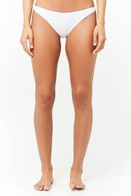 Forever21 Side-Twist Bikini Bottoms