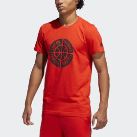 Adidas Live by Ball Graphic Tee