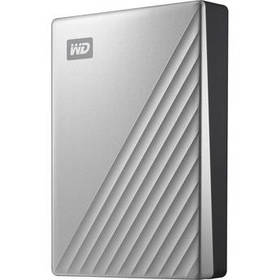 WD 4TB My Passport Ultra USB 3.0 Type-C External H