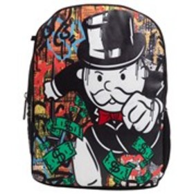 MOJO Boys Monopoly™ Man Graphic Backpack