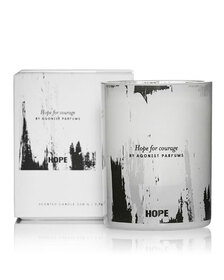 Agonist Hope for Courage Candle