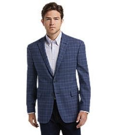 Jos Bank 1905 Collection Tailored Fit Plaid Sportc
