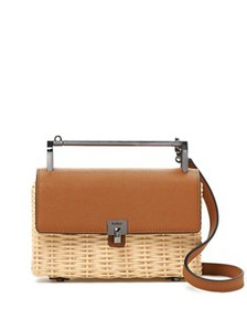 Botkier - Lennox Wicker Crossbody