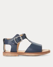 Ralph Lauren Kittredge Leather Sandal