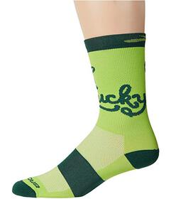 Brooks St. Patty's Day Sock