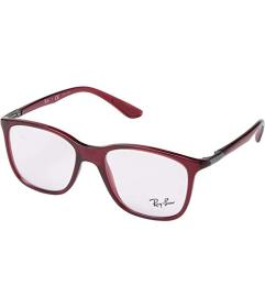 Ray-Ban Transparent Red 1