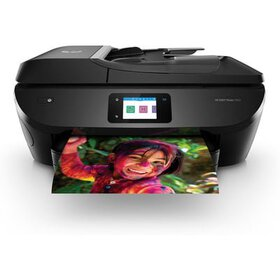 HP ENVY Photo 7855 All in One Photo Printer with W