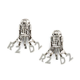 Star Wars R2-D2 Ear Jacket Earrings