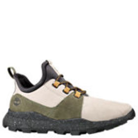Timberland Men's Brooklyn Mixed-Media Sneakers