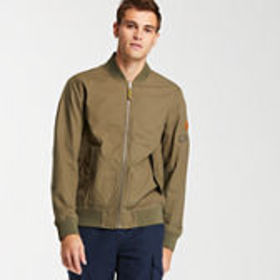Timberland Men's Ipswich Mountain Bomber Jacket