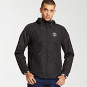 Timberland Men's Hooded Windbreaker Jacket