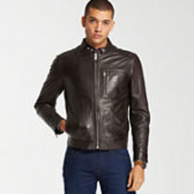 Timberland Men's Kinsman Mountain Leather Bomber J