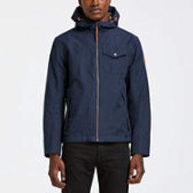 Timberland Men's Waterproof Hooded Bomber Jacket