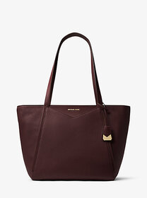 Michael Kors Whitney Large Leather Tote Bag