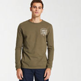 Timberland Men's Long Sleeve Find More Than You Se