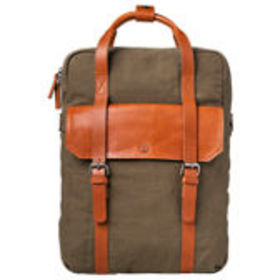 Timberland Nantasket Buffalo Leather Backpack