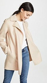 Theory Overlay Coat
