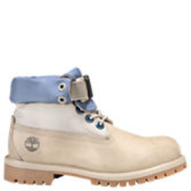 Timberland Junior Mixed-Media Gaiter Boots