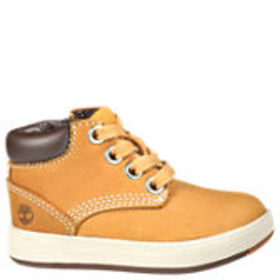 Timberland Toddler Davis Square Leather Chukka Sho