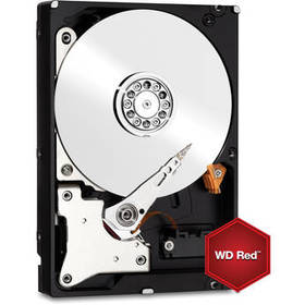 "WD 6TB Red 5400 rpm SATA III 3.5"" Internal NAS HDD"