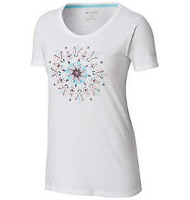 Columbia Women's Butterfly Wing™ Medallion Tee - P