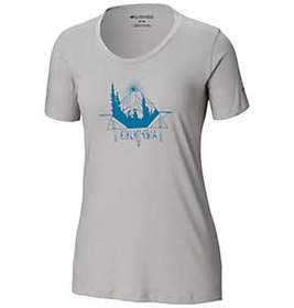 Columbia Women's Mt. Columbia™ Tee - Plus Size