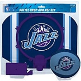 Rawlings Utah Jazz Hoop Set
