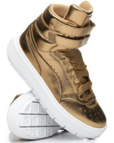 Puma platform trace luxe sneakers