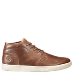 Timberland Men's Groveton Leather Chukka Shoes