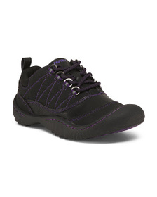 JSPORT Lace Up Sneakers
