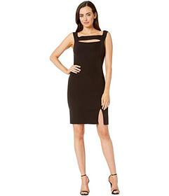 Laundry by Shelli Segal Cut Out Cocktail Dress