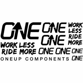 OneUp Components Handlebar Decal Kit