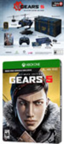 Gears 5 Ultimate Collector's Edition and Jack Dron