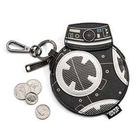 Star Wars: The Last Jedi BB-9E Coin Bag