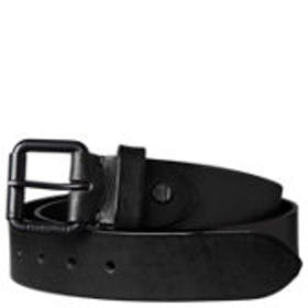Timberland Men's Roller-Buckle Buffalo Leather Bel