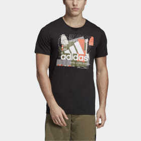 Adidas Must Haves Badge of Sport Graphic 2 Tee