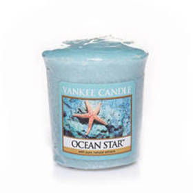 Yankee Candle® Ocean Star™ Samplers®Votive Candle