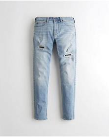 Hollister Advanced Stretch Super Skinny Jeans, RIP