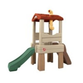 Step2 Lookout Treehouse Kids Outdoor Playset Climb