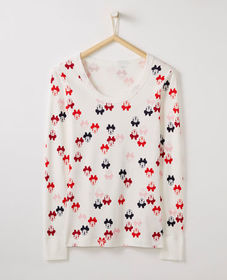 Hanna Andersson Women's Disney Minnie Mouse Long J