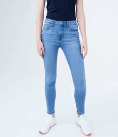Aeropostale Seriously Stretchy High-Rise Jegging