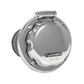 Furrion 50A Stainless Steel Power Inlet