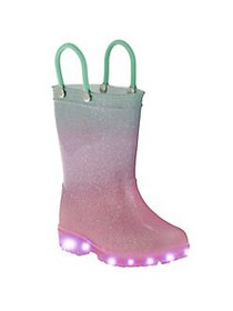 Capelli New York Kid's Ombre Light-Up Jelly Rain B